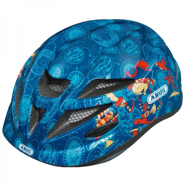 ABUS Hubble Kinder Fahrradhelm pirate